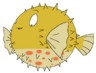 Patrick the Pufferfish