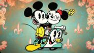 Paul ruddish mickey and minnie