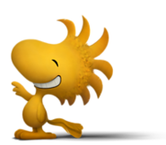 Thumb peanuts usa character shots woodstock 1