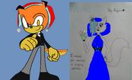 Brodi and Astro's Wedding Clothes