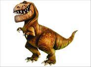 Butch the T-rex