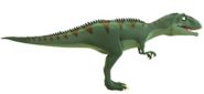 Dinosaur train Giganotosaurus