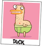Duck (Almost Naked Animals)