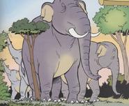 Elephant goliath 2 comic