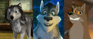 Humphrey, Grey and Balto