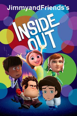 Inside out jimmyandfriends poster