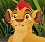 Kion happy