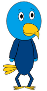 Marconi Macaw (swimsuit)