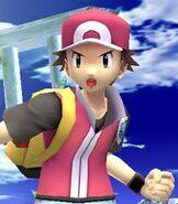 Red in Super Smash Bros. Brawl