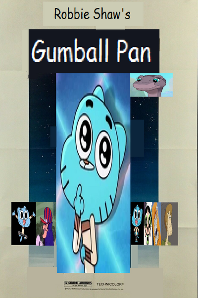 Robbie Shaw's Posters Part 29 - Gumball Pan