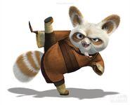 Shifu kung fu panda