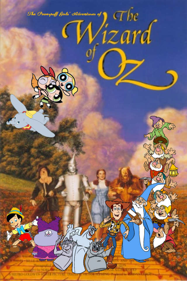 The Powerpuff Girls Adventures Of The Wizard Of Oz The Parody Wiki