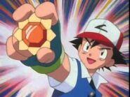 Ash gets the Thunder Badge
