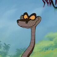 Kaa (The Jungle Book)