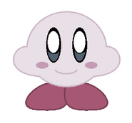 Kirby KDL3 Artwork Style