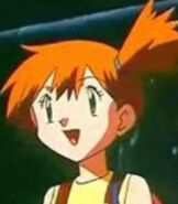 Misty in Pokemon the First Movie