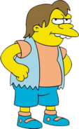 The Simpsons Nelson