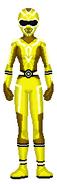 Yellow Gamer Ranger