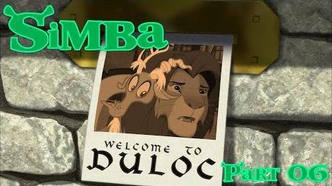 """Simba"" (Shrek) Part 06 - Welcome to Duloc"