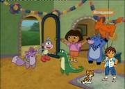 Dora and Friends as Meg