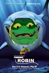 Finding Robin (Disney and Sega Style)