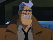 James Gordon As Police Officer
