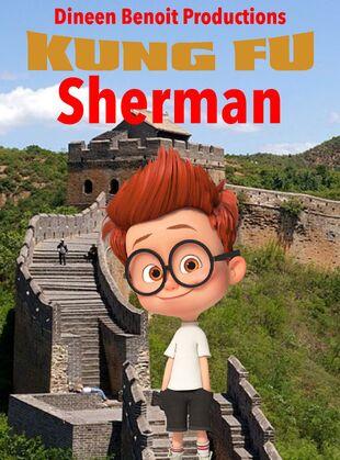 Kung Fu Sherman (2008) Poster