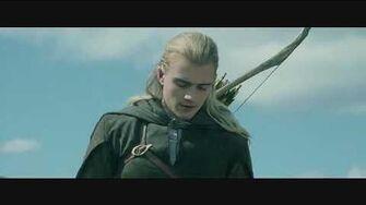 "Legolasladdin Part 2 Legolas on the Run ""One Jump Ahead"""