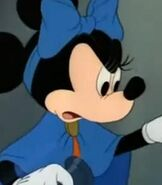 Minnie Mouse in the Mickey Mouse Shorts