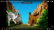 Noah's Ark Zebras and Horses