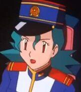 Officer Jenny in Pokemon Destiny Deoxys