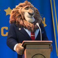 Profile - Mayor Lionheart