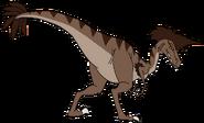 Shura thetarbosaurusking