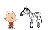 Stanley Griff meets Grevy's Zebra