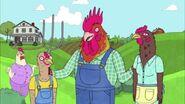 Bojack Horseman Chickens