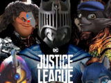 Justice League (Animation Movie Films and TV Shows Style)