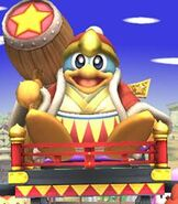 King Dedede in Super Smash Bros. Brawl