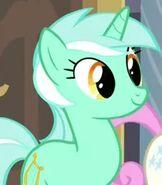 Lyra Heartstrings in My Little Pony- Friendship is Magic