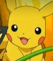 Pikachu in Pokemon Mystery Dungeon Team Go-Getters Out of the Gate!