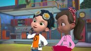 Rusty Rivets & Ruby Ramirez New Looks