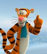Tigger in Pooh's Super Sleuth Christmas Movie