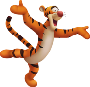 Tigger kingdom hearts