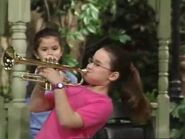 Angela in Come Blow Your Horn!