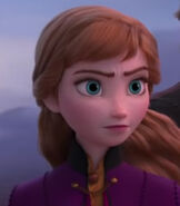 Anna in Frozen 2