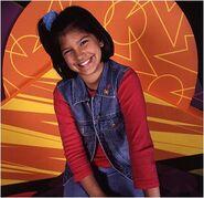 Caroline as Barney