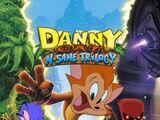 Danny Cat (Crash Bandicoot)