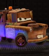Mater in Cars 3 Driven to Win