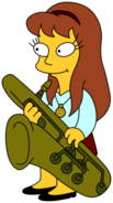 The Simpsons Allison Taylor