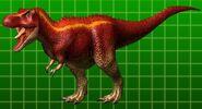 Tyrannosaurus kyoryu-king