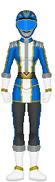 Blue Blitzkrieg Ranger